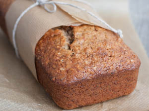 Harvest Banana-kin Bread
